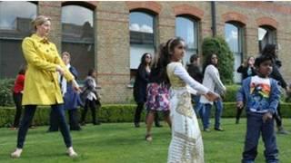 寶萊塢舞蹈