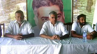 Ranil Wickramasinghe in Batticaloa (file photo)