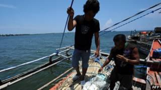 Ngư dân Philippines