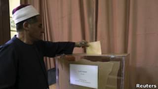 تصويت في صنعاء