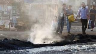 مواجهات طرابلس