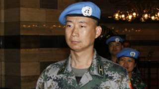 सीरिया में चीनी पर्यवेक्षक