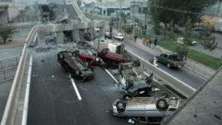 صورة ارشيفية للزلزال الذي ضرب تشيلي عام 2010