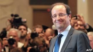 François Hollande (Foto: AFP)