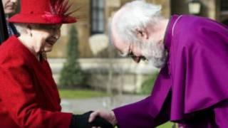 女王与坎特伯雷大主教