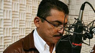 Alfredo Villatoro Rivera, periodista hondureño asesinado