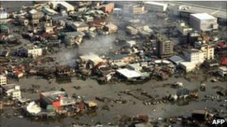 Землетрясение и цунами в Японии в 2011 году