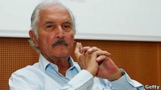 Carlos Fuetnes. Foto de archivo