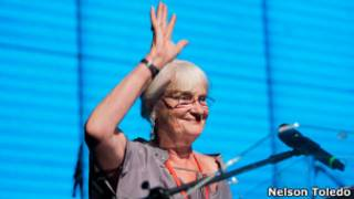 Liz Calder, mentora da Flip