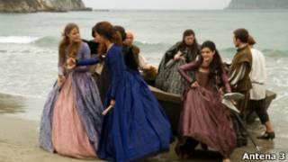 Mujeres conquistadoras