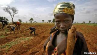 Дети в Нигере