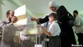 تصويت في الكويت
