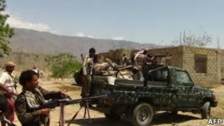 معارك في محافظة أبين