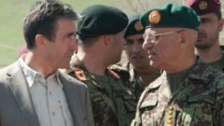 Sakatare janar na NATO  a Afghanistan