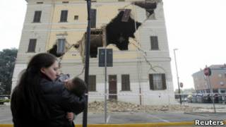 Động đất ở Ý