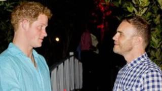 哈里王子和巴洛