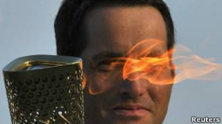 مشعل المپیک 2012 لندن