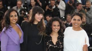 Bốn nữ diễn viên tại Cannes