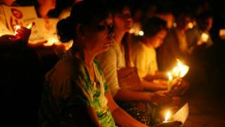 Burma Electricity Protests