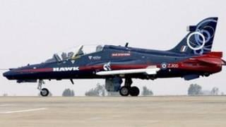 قرارداد سه میلیارد دلاری برای فروش جنگنده هاوک به عربستان