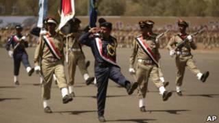 احتفال باليوم الوطني في اليمن