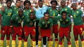 Timu ya taifa ya Cameroon