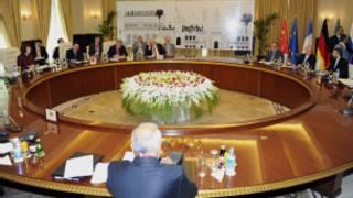 مذاکرات ایران و گروه پنج به علاوه یک