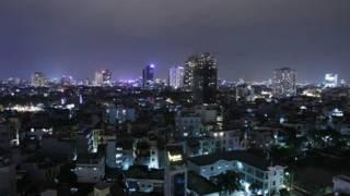 Hà Nội ban đêm
