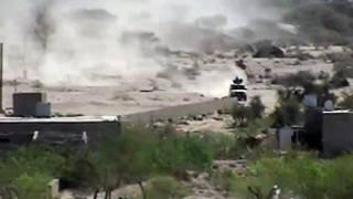 معارك بين الجيش والقاعدة في ابين