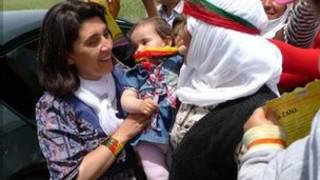 لیلا زانا، نماینده کرد مجلس ترکیه