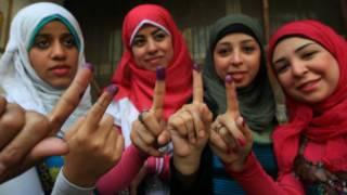 نساء مصريات