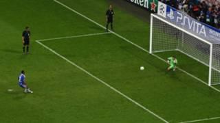 football, penalty, shoot