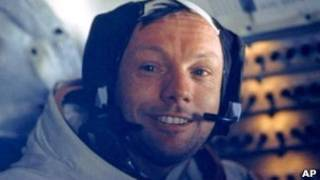 Neil Armstron durante a viagem à Lua (Arquivo/AP)