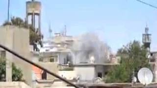 Bombardeo sobre Hula