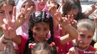 Protestos na Síria (Reuters)