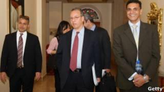 مبعوث الأمم المتحدة الى اليمن، جمال بن عم