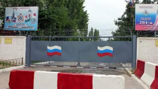 Душанбедаги Россия ҳарбий базаси