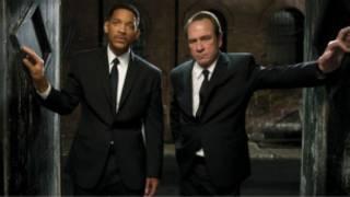 صحنه فیلم مردان سیاهپوش 3