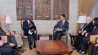 Kofi Annan muri Syria