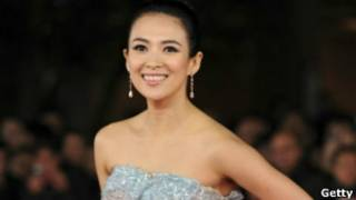 Nữ diễn viên Trung Quốc, Trương Tử Di