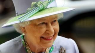 ملکه بریتانیا