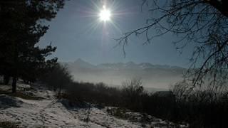 جبال تيان شان