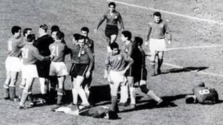 """""""La Batalla de Santiago"""" en el Mundial de 1962"""