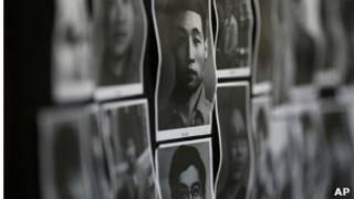 معرض لصور ضحايا تيانانمين في هونغ كونغ