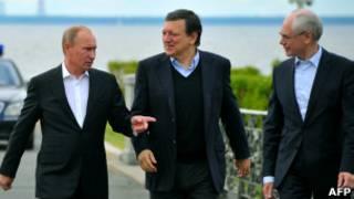 Саммит Россия-ЕС в Санкт-Петербурге