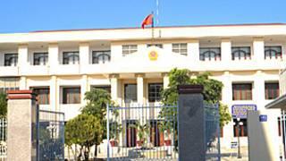 Tòa án tỉnh Ninh Thuận
