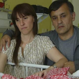 Pais de Camila Sánchez. Reuters