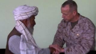 Джон Аллен в Афганистане