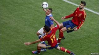 اسبانيا وإيطاليا