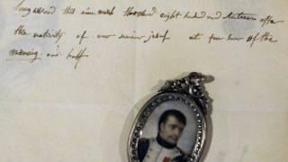 رسالة نابليون النادرة